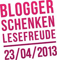AUSLOSUNG- Blogger schenken Lesefreude…