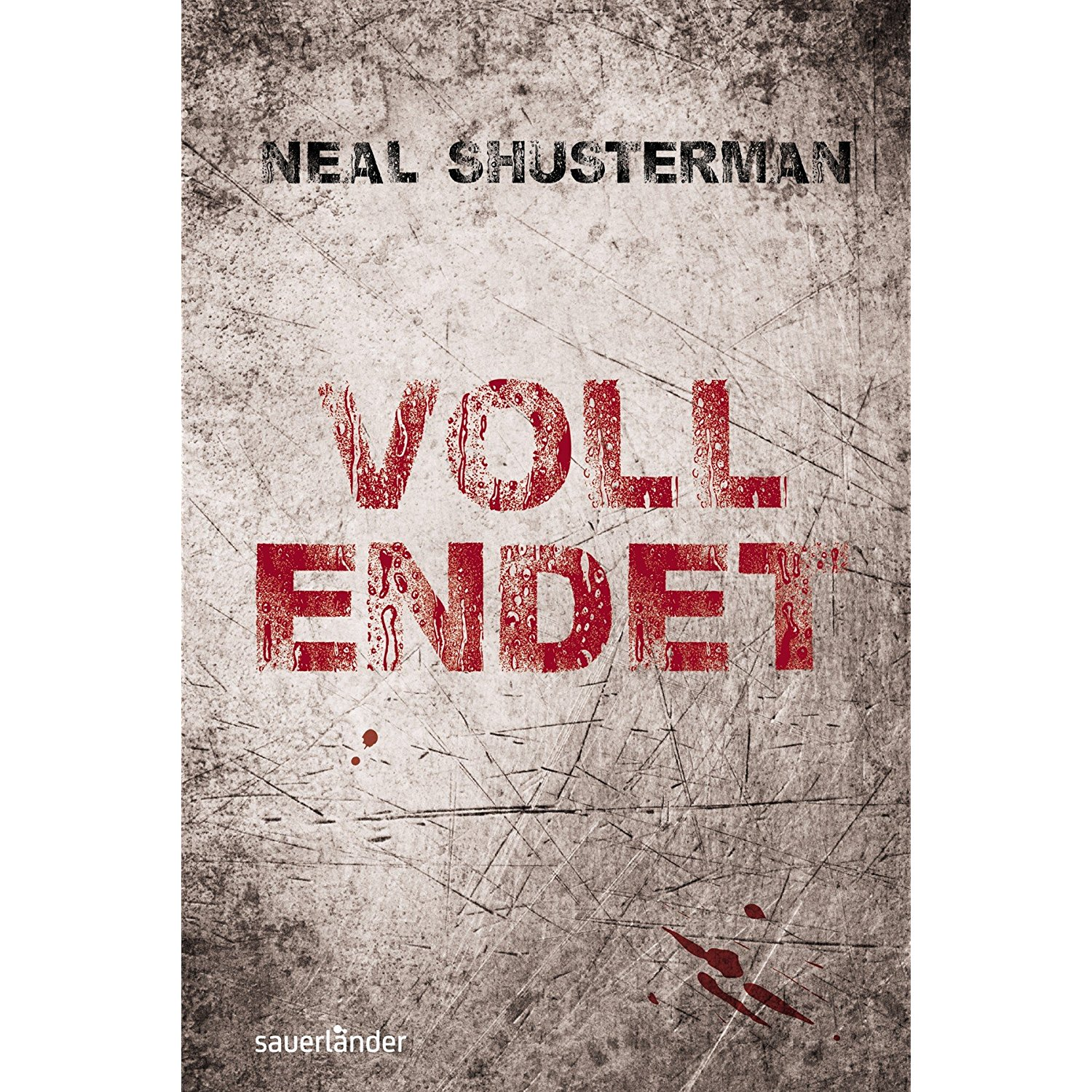 Rezension Vollendet, Neal Shusterman