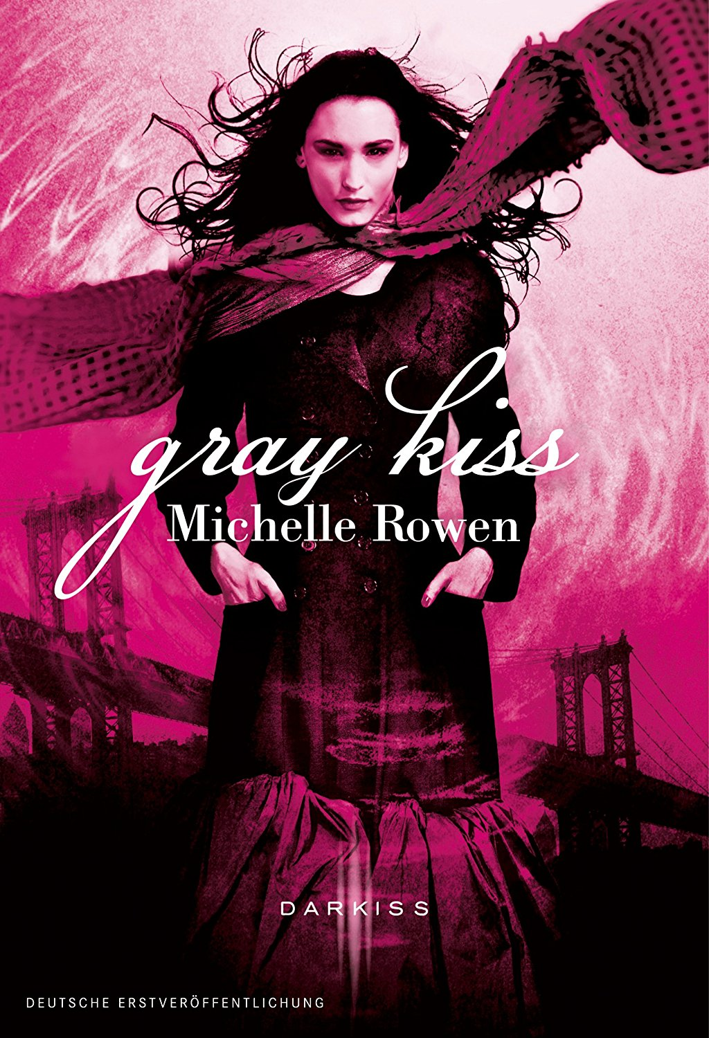 [Rezension] Gray Kiss von Michelle Rowen