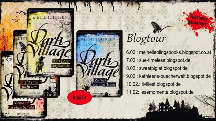 [Blog-Tour] Dark Village, Tag 2