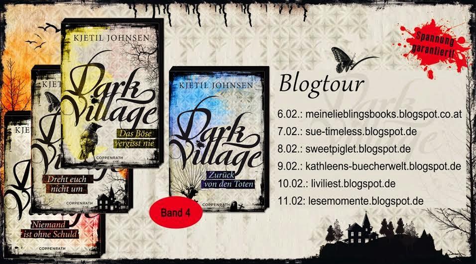 [Blog-Tour] Dark Village, Tag 2