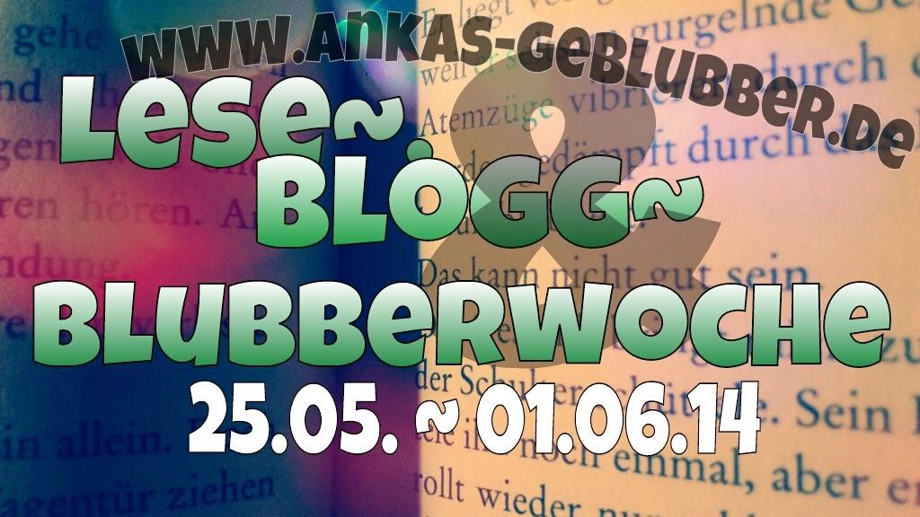 [Challange] Lese – Blogg – & Blubberwoche