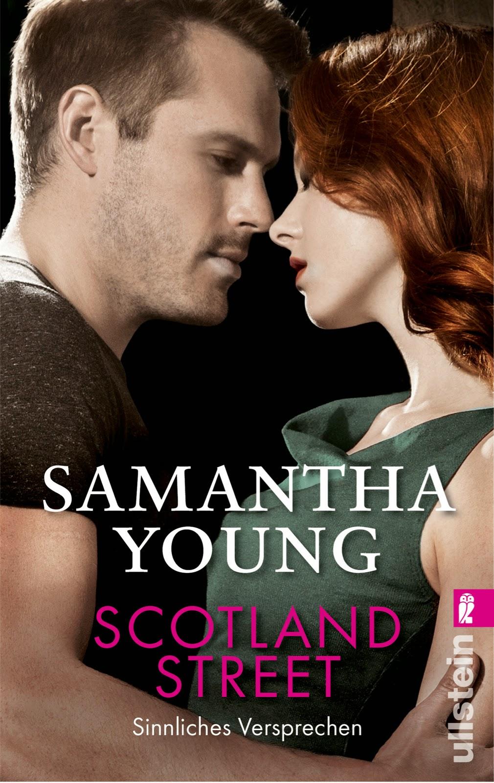 [Rezension + Gewinnspiel] Scotland Street – Sinnliches Versprechen von Samantha Young