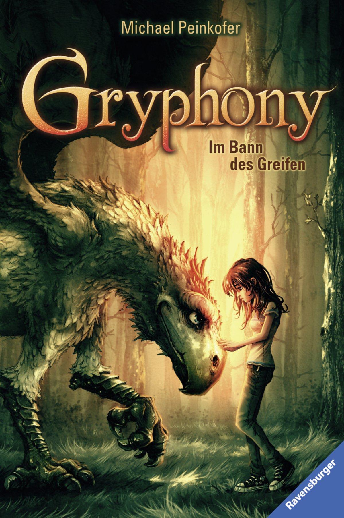 [Rezension] Gryphony – Im Bann des Greifen von Michael Peinkofer