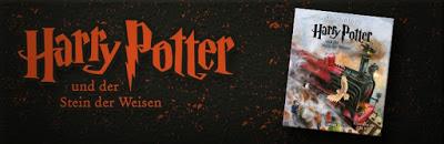 [Buch – Vorstellung] Harry Potter Schmuckausgabe