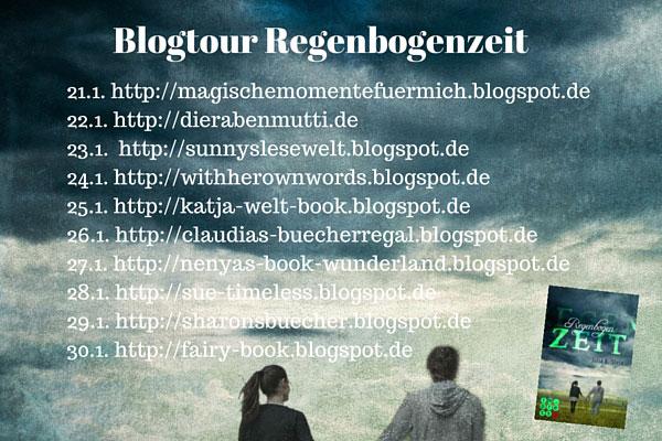 [Blog – Tour TAG 8] Regenbogenzeit – Leda und Silas – von Julia K. Stein