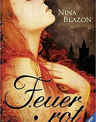 [Rezension] Feuerrot von Nina Blazon