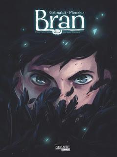 [Rezension] Bran – Eine Geschichte der Insel Errance von Flora Grimaldi und Maike Plenzke