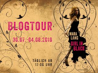 """[BLOGTOUR] """"Girl in Black"""" von Mara Lang TAG 1"""