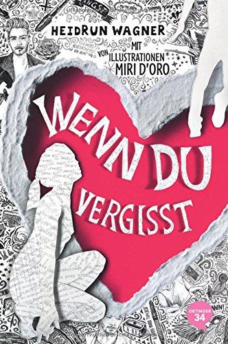 """[Rezension] """"Wenn du vergisst"""" (Band 1) von Heidrun Wagner"""
