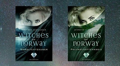 [GEWINNSPIEL – Marathon] Witches of Norway von Jennifer Alice Jager