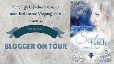 "[BLOGTOUR] Seelenhauch Tag 2 – ""Geister"""