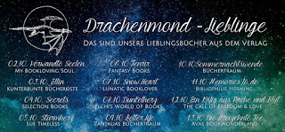 """[Drachenmond Lieblinge] """"Sturmherz"""" von Britta Strauß"""