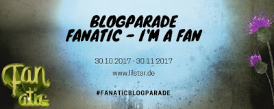 [Blogparade] FANATIC – I´m a Fan…