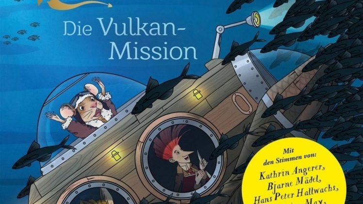 [Rezension] Drachenreiter – Die Vulkan Mission – Hörspiel von Cornelia Funke