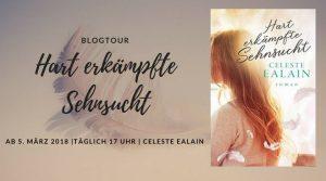 Hart erkämpfte Sehnsucht Blogtour Banner