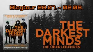 The Darkest Minds Tourbanner
