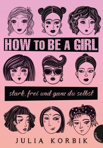 How to be a girl Cover